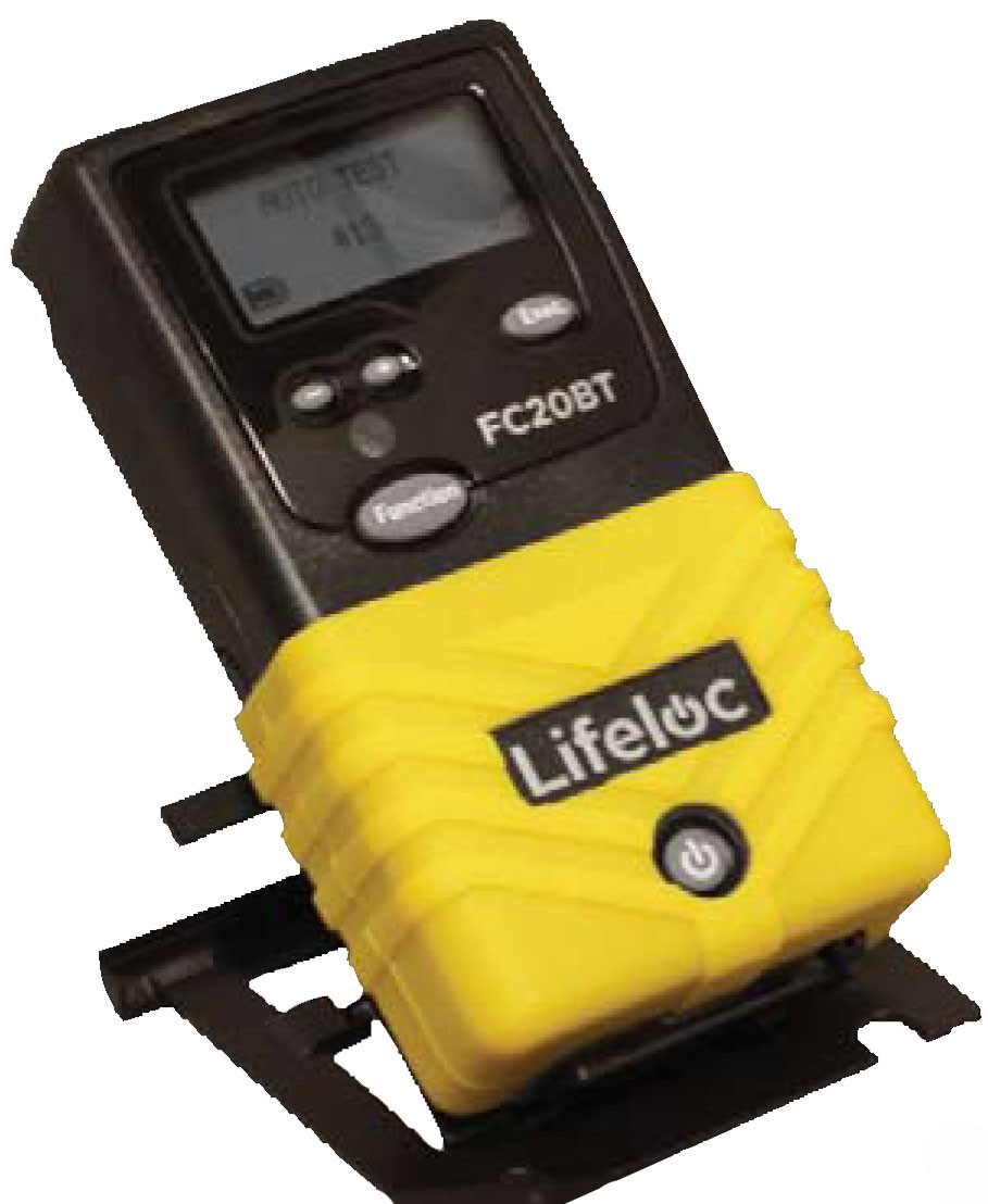 Lifeloc FC20BT DOT Evidential Breathalyzer