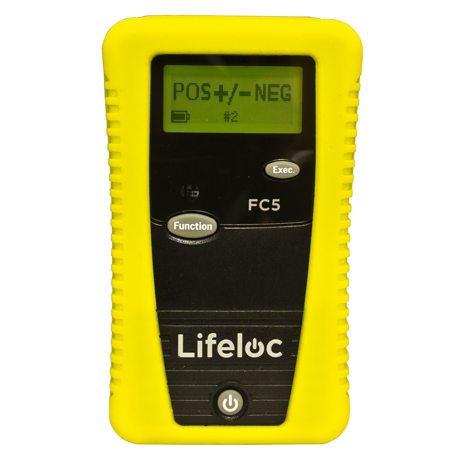 Lifeloc FC5 Hornet DOT-Approved Evidential Breathalyzer (Passive Testing)